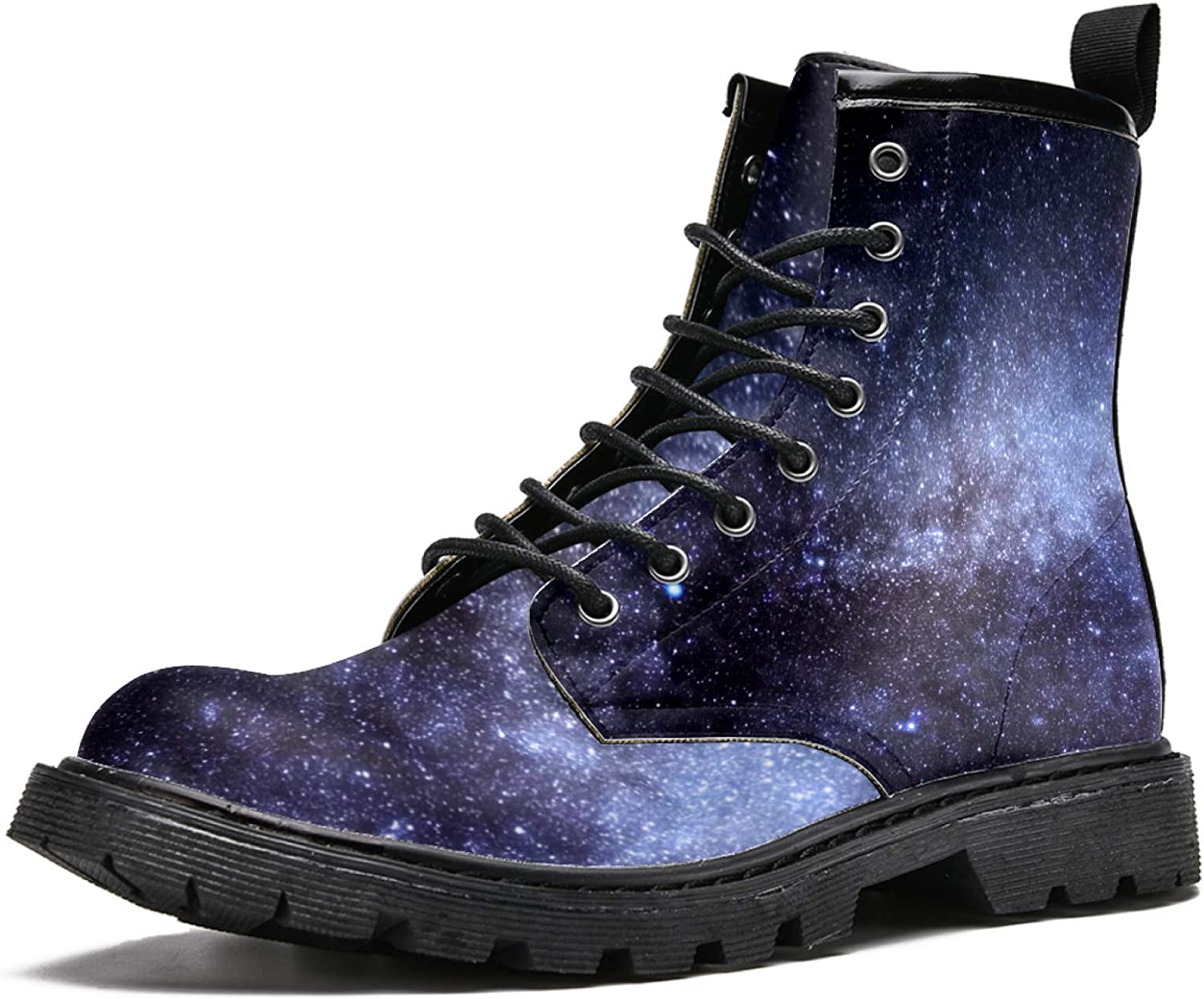 Cheap SALE Start Max 54% OFF Women's High-Top Fashion Boot Stars The Starry In Sky