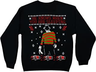 friday the 13th xmas sweater