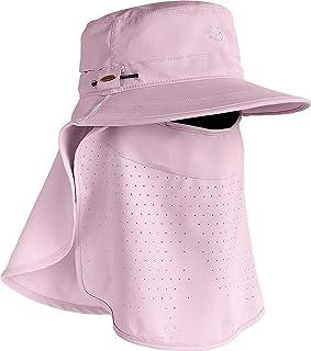 Coolibar UPF 50+ Kids' Ultra Sun Hat - Sun Protective