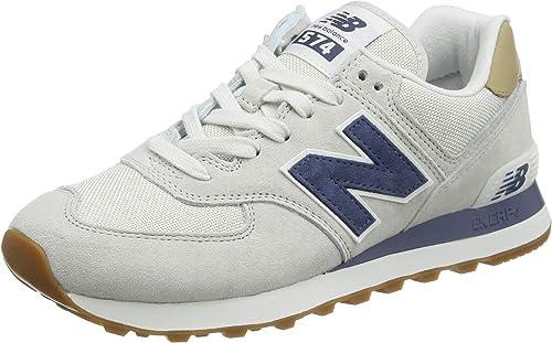 New Balance ML 574 LGI basket mode homme : Amazon.fr: Chaussures ...
