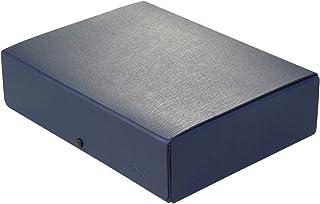 Elba 400000992Porte-documents avec fermeture par bouton-pression (Capacité: 1cm pour environ 80pages 3rabats Label No...