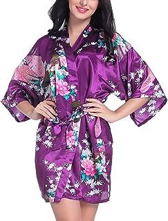 Best bridal kimono robes Reviews