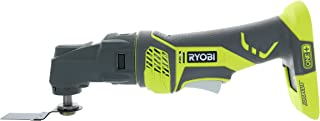 Ryobi P340 One+ 18V Lithium Ion JobPlus Cordless Multi Tool with 3 Attachment Heads (P570..