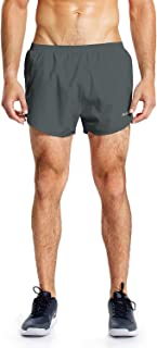 BALEAF Men's Quick-Dry Lightweight Pace Running Shorts