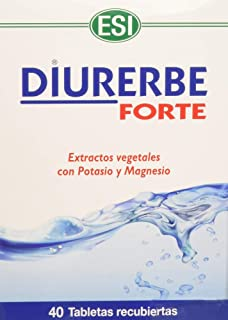 DIURERBE FORTE 40 CAP
