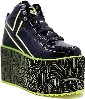 YRU Qozmo Hi Cyber Dog Platform Curcuit Breaker Sneaker