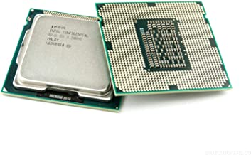 Intel Core i5-3450 SR0PF Socket H2 LGA1155 Desktop CPU Processor 6MB 3.1GHz 5GT/s (Renewed)