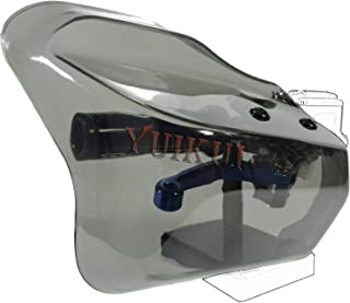 Motorcycle Universal Adjustable Hand Guards Wind Guards Deflectors Protectors For KAWASAKI SUZUKI HONDA DUCATI KTM