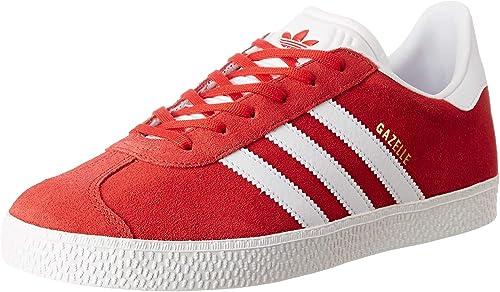 Adidas Gazelle Sneakers Basses, Mixte Enfant : Amazon.fr ...