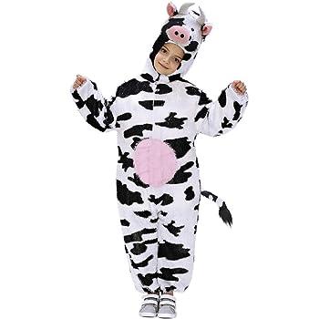 WIDMANN Widman - Disfraz de vaca infantil, talla 3-5 años (S/9758I ...