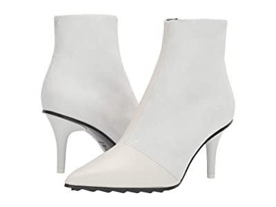 rag & bone Beha Moto Boot (White) Women