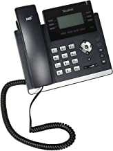 $40 » Yealink SIP-T42G Ultra-Elegant Gigabit 12-Line IP Phone (Renewed)