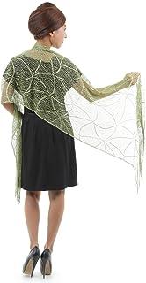 くーる&ほっと ティエルナ 日本製 ラメストール 結婚式 羽織物 ラメ 二次会 柄A