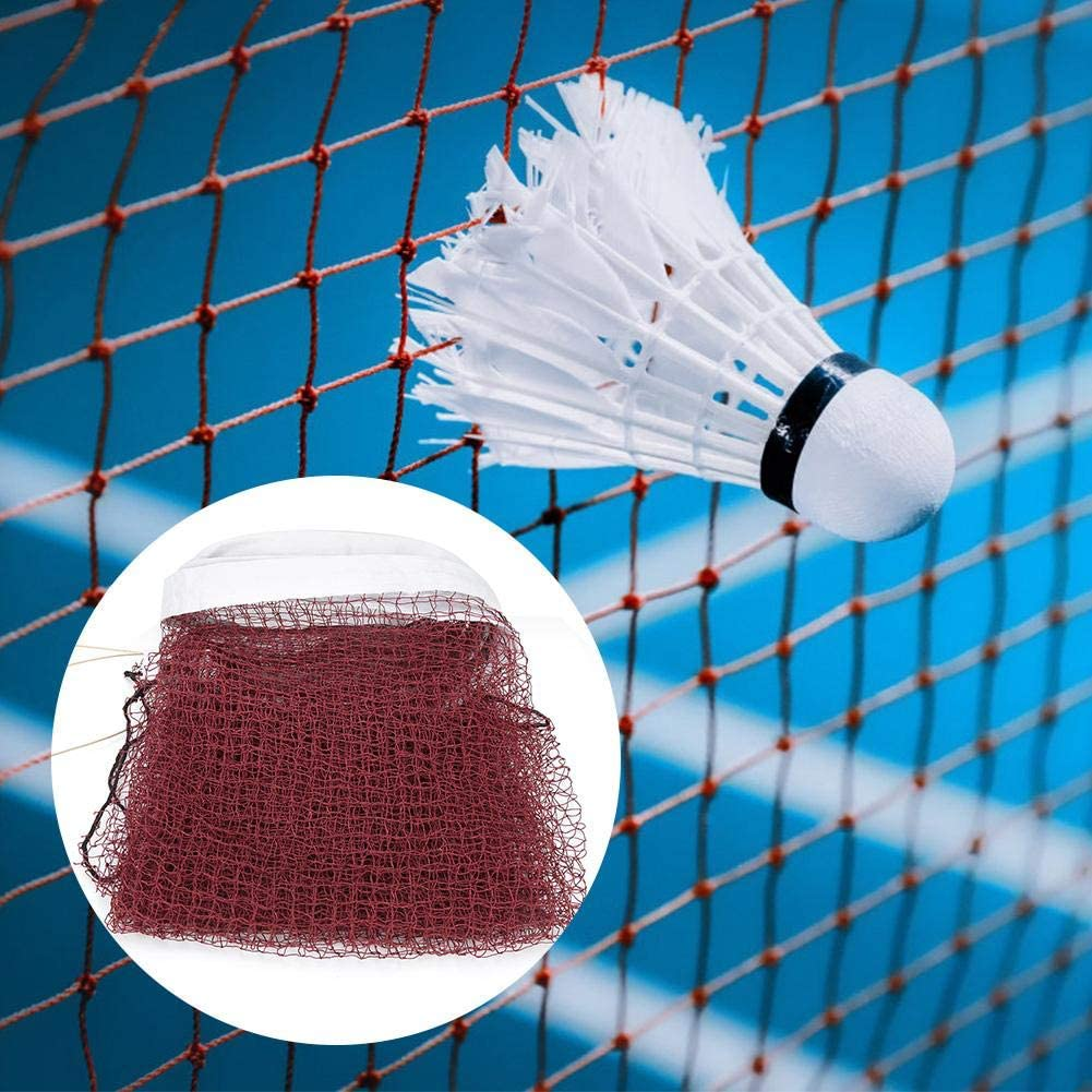 Demeras Badminton Accessory Net with Max 72% Super sale OFF Top Rope Practi Cable Nylon