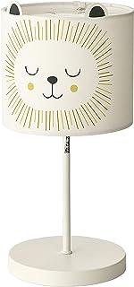 VERTBAUDET Lampe de chevet Lion beige TU