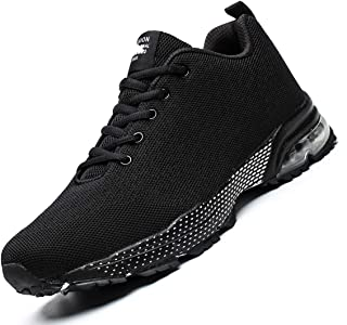 Socviis Mens Running Shoes Fashion Breathable Sneakers Lightweight Tennis Sport Casual Walking Athletic for Men Outdoor Jo...