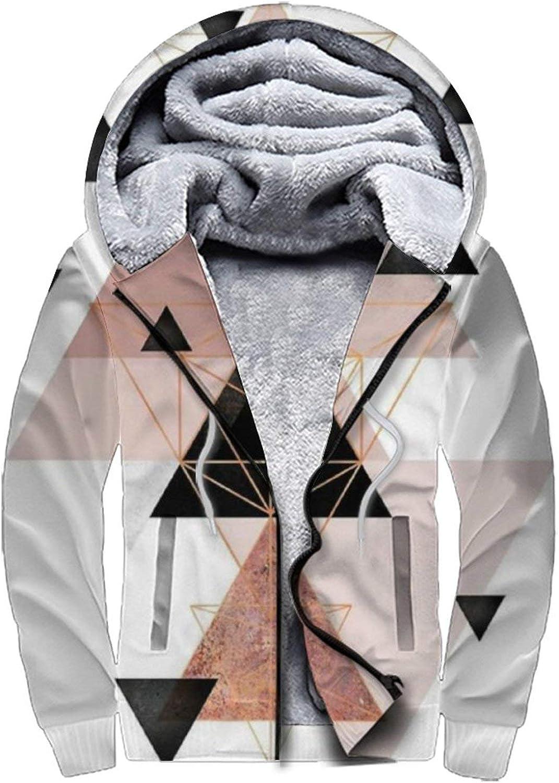 D-WOLVES Men's Hoodies Pullover Sweatshirt Thick Zip Full New Shipping Free Minneapolis Mall Fleec