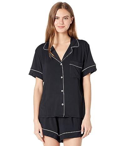 Eberjey Gisele The Relaxed Short Pajama Set