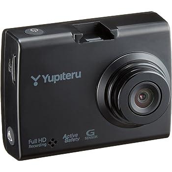 ユピテル 310万画素 衝撃検知 ドライブレコーダー DRY-AS350GS