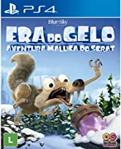 Era Do Gelo: Aventura Maluca Do Scrat - PlayStation 4