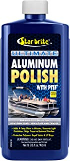 STAR BRITE 087616 Ultimate Aluminum Polish W/Ptef