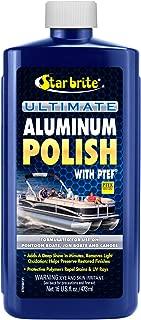 STAR BRITE 087616 Ultimate Aluminum Polish W/Ptef, 16. Fluid_Ounces