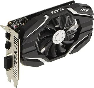 MSI GeForce GTX 1050 2G OC グラフィックスボード VD6204