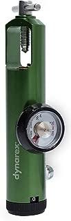Dynarex Extended Oxygen Regulator, 0-15 Liters/Minute, 1.1 Pound