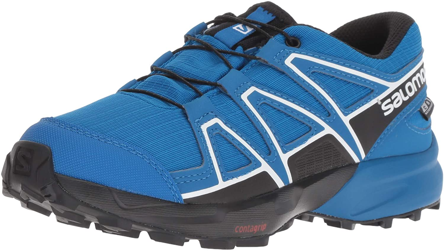 SALOMON Unisex Kids' Speedcross CSWP J Trail Running shoes