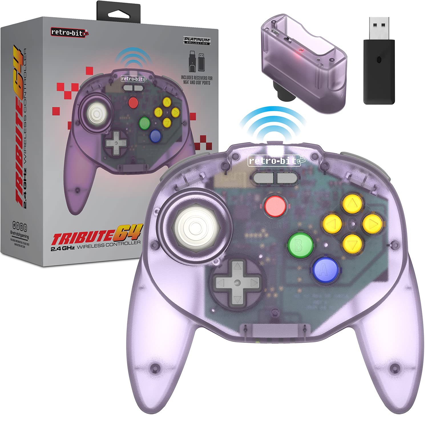 The Top 5 N64 Controllers of 2021