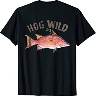 Best hogfish t shirt Reviews