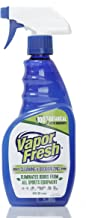 Vapor Fresh Natural Cleaning and Deodorizing Spray - Great For Sports Pads, Yoga Mats, Shoes, Boxing Gloves and Gym Equipment, 16 Ounces (1-Pack)