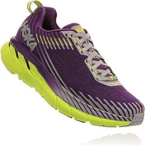 Hoka One One femmes& 39;s Clifton 5 Running chaussures