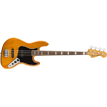 Fender Vintera '70s Jazz Bass - Pau Ferro Fingerboard - Aged Natural