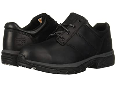 Timberland PRO Jigsaw Oxford Steel Toe (Black) Men