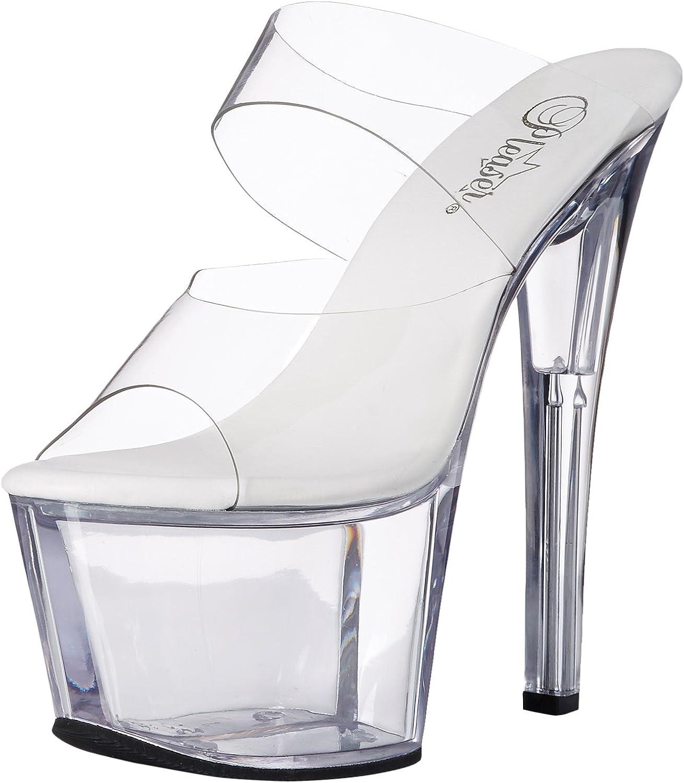 Pleaser Womens Sky302vl C M Platform Dress Sandal