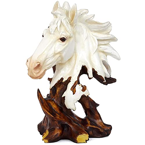 Tied Ribbons Horse Statue Home Decorative Items | Decorative Item For Gifts | Showpiece Home Decoration