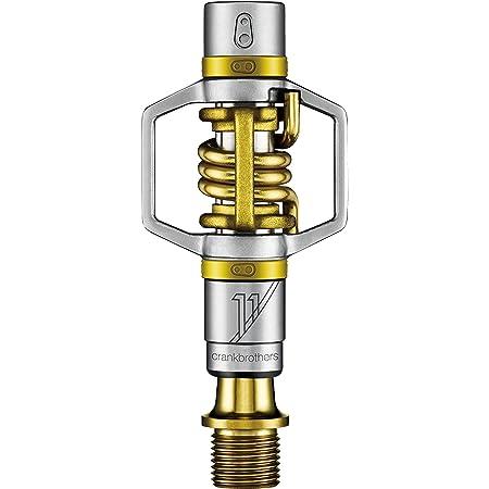 crankbrothers(クランクブラザーズ) 超軽量 ビンディングペダル エッグビーター11 V2 ゴールド 574600