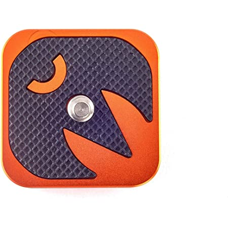 3 Legged Thing QR4 Quick Release Plate 38 x 38 mm