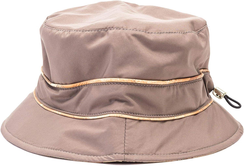 Alviero Martini 1A Classe Women's H15691760960 Beige Cotton Hat