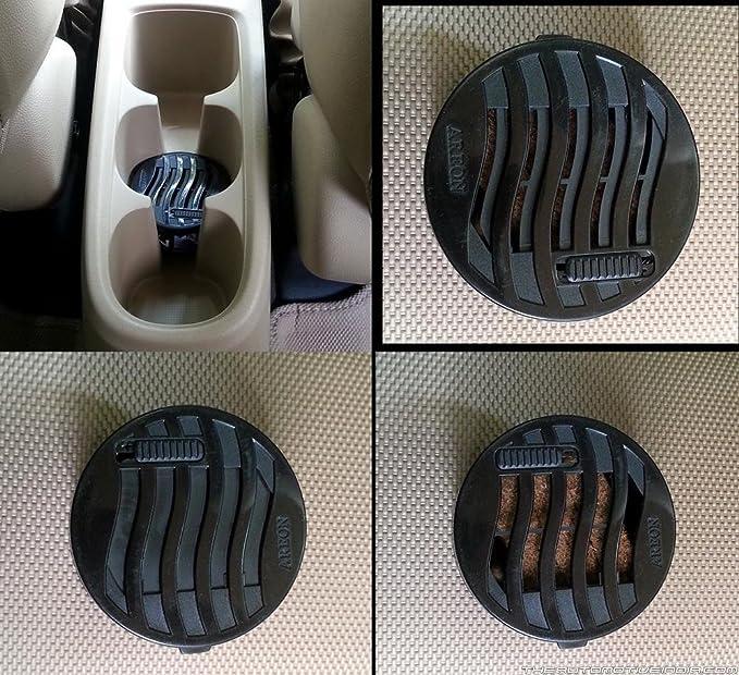 Areon Ken Air Freshener Tin Car Coffee Car Fragrance Air Freshener 3d Set Coffee Pack X 2 Auto