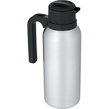Thermos 32-Ounce Vacuum Insulated Stainless Steel Carafe
