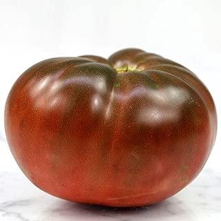 Gourmet Black Tomato 50 Seeds - Heirloom Tomato Seeds, Vegetable Seeds for Planting Indoors, Vegetable Garden Seeds, Organic Black Non GMO Tomato Seeds