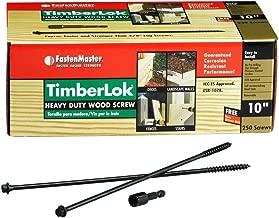 14 x 10 TimberLOK Heavy Duty Wood Screw (250)