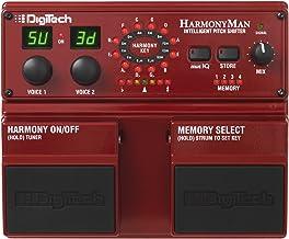 DigiTech HM2 HarmonyMan pedal de efecto para guitarra roja