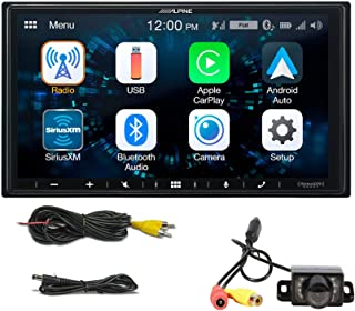 "$349 » ALPINE iLX-W650 7"" Digital Media Bluetooth Car Receiver CarPlay/Android+Camera"
