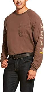 ARIAT Men's Rebar Cotton Strong Graphic T-Shirt