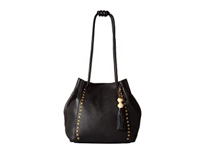 The Sak Colfax Gen Bucket By The Sak Collective (Black) Handbags