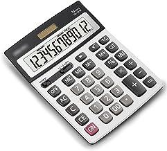 $43 » XYW Desktop Calculator Large Screen Solar Dual Power Supply Calculator Financial Office Calculator Shopping Mall Cashier C...