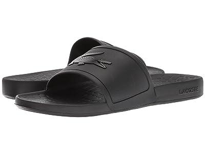 Lacoste Fraisier 318 1 P (Black/Black) Men
